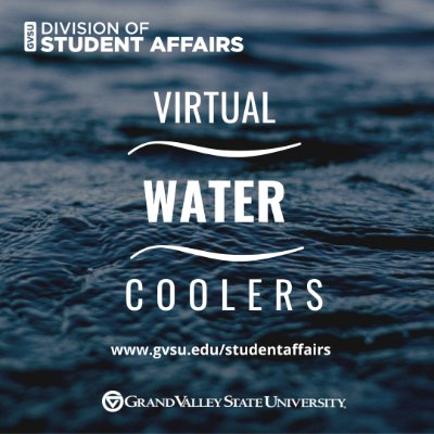 flyer for virtual water coolers